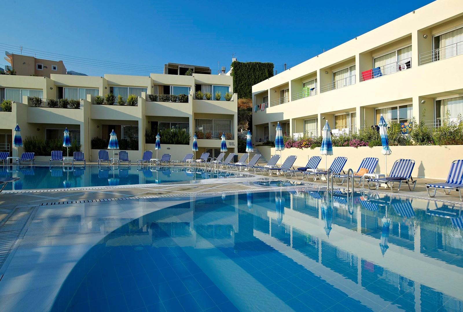 bali beach village hotel rethymno crete. Black Bedroom Furniture Sets. Home Design Ideas
